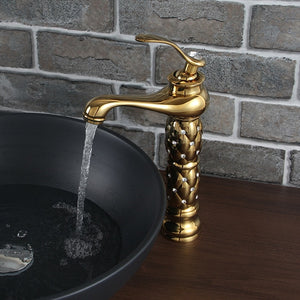 Gisha Bathroom Basin Faucets