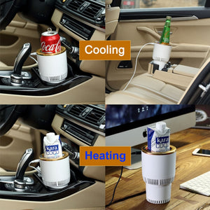 Smart Car Heater & Cooler