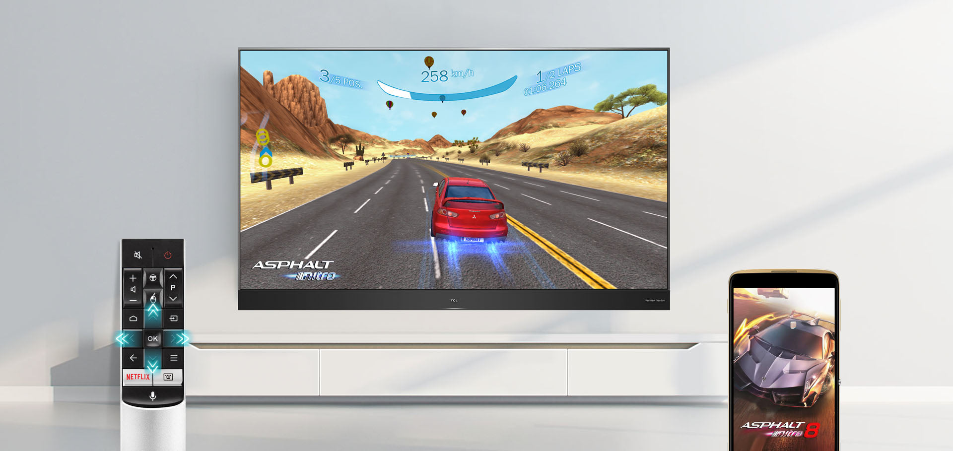 TCL C6 4K UHD Android TV