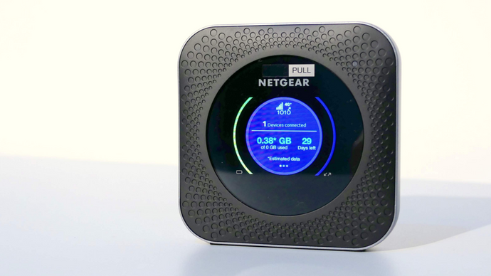 NETGEAR Nighthawk M1 LTE Mobile Hotspot Router(HK Version) - anlander.com | English