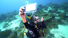 Button Pouch 2.0 Smart Waterproof Bag for Underwater Photography(iOS / Android) - anlander.com | English