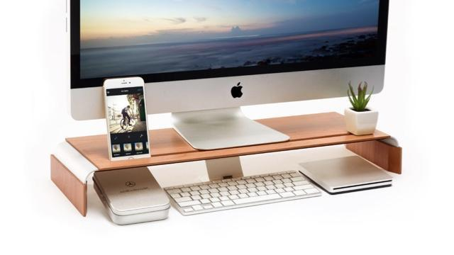 【Pre-Order】BESTMADE STAND 3 Hand-made Real wood Monitor Stand - anlander.com | English