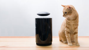 Mars by CrazyBaby - World's Only Auto Levitating Speaker with Subwoofer - anlander.com | English