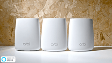【Special Offer】NETGEAR Orbi Micro AC2200 Whole Home Mesh Wi-Fi System 3-Pack (RBK23) - anlander.com | English
