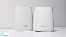Load image into Gallery viewer, NETGEAR Orbi Micro AC2200 Whole Home Mesh Wi-Fi System 2-Pack (RBK20) - anlander.com | English