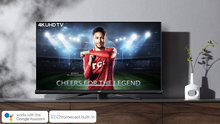 "TCL C6 4K UHD Android TV - 55"" (C6US) - anlander.com 