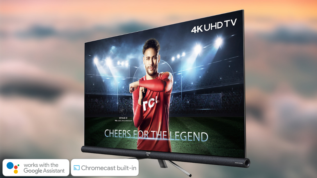 TCL C6 4K UHD Android TV - 65
