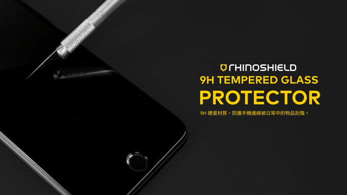 RhinoShield 9H Tempered Glass Screen Protector- Samsung Galaxy Note 9 - anlander.com | English