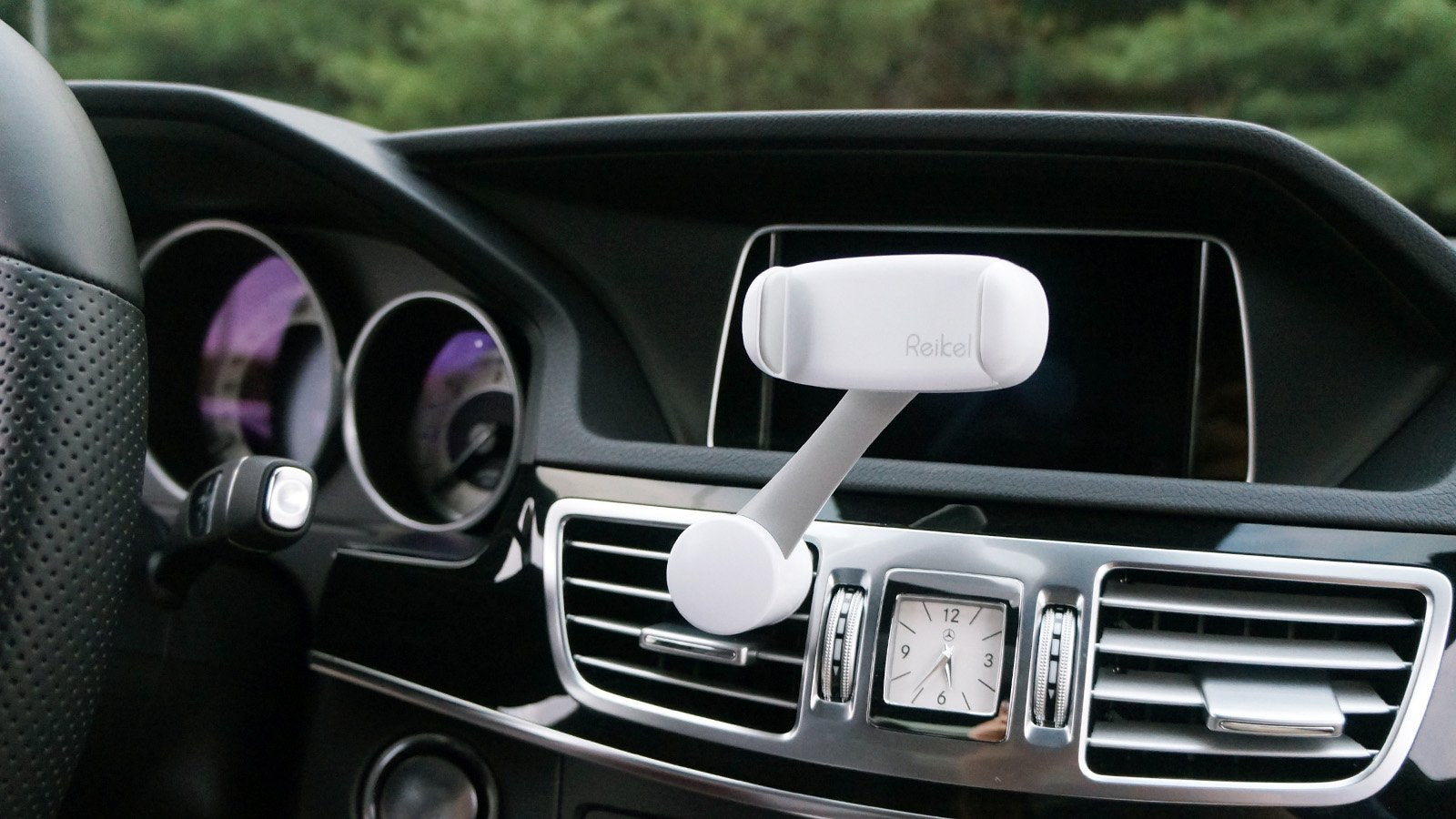 Reikel 360° All Round Grip Smartphone Car Mount - anlander.com | English