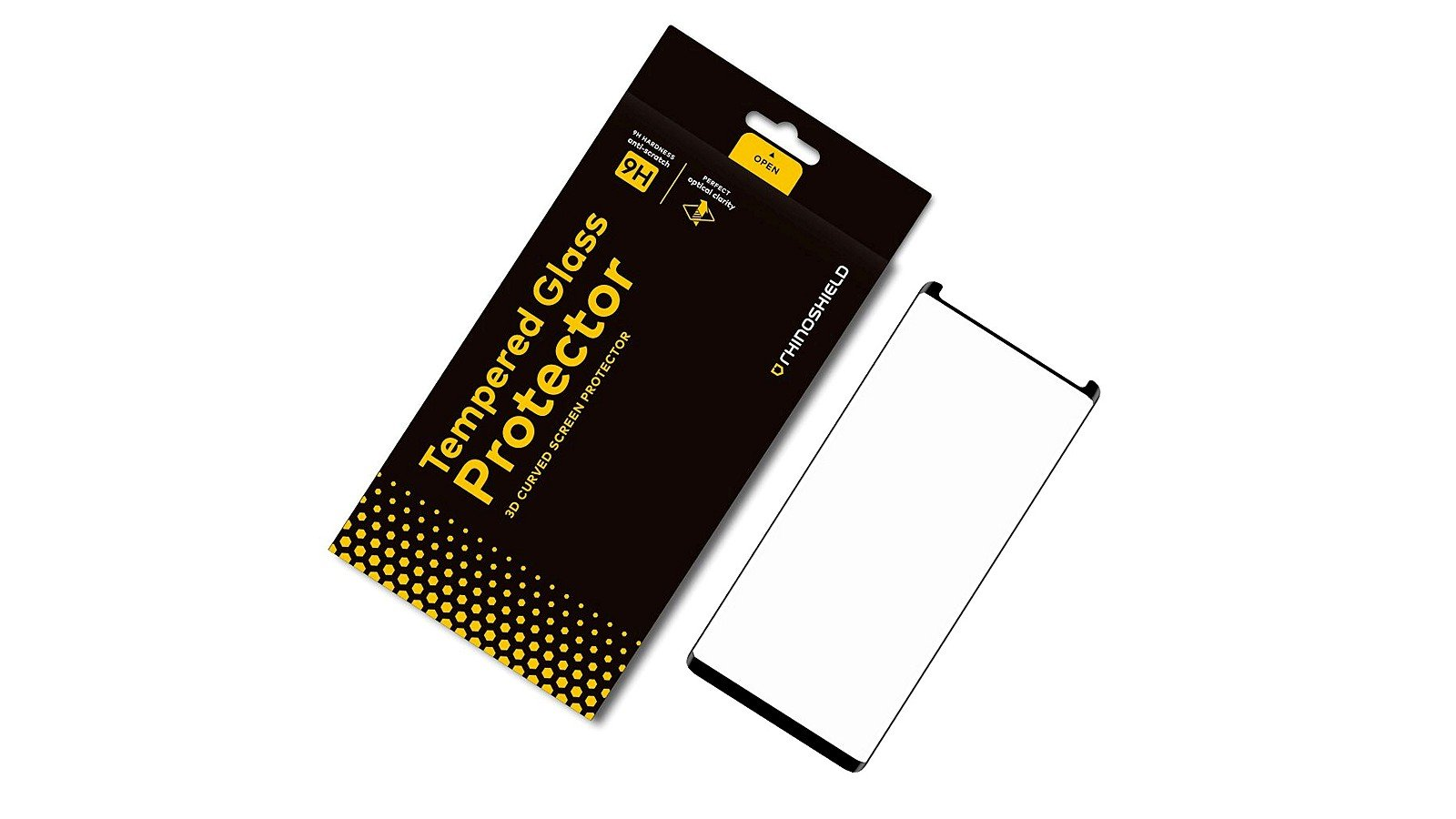 RhinoShield 9H Tempered Glass Screen Protector- Samsung Galaxy Note 9