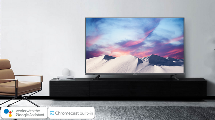 TCL P8M 4K UHD Android TV - 43