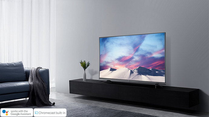 TCL P8M 4K UHD Android TV - 55