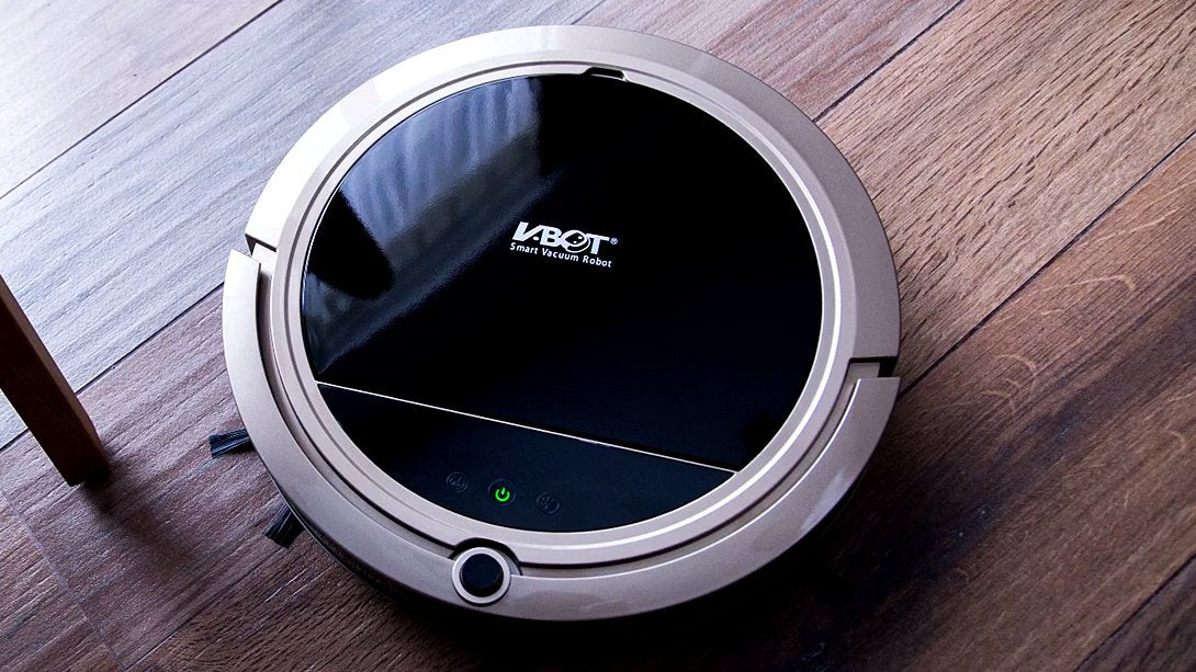 V-BOT M625 Smart Vacuum Robot (Virtual Sweeper included) - anlander.com | English