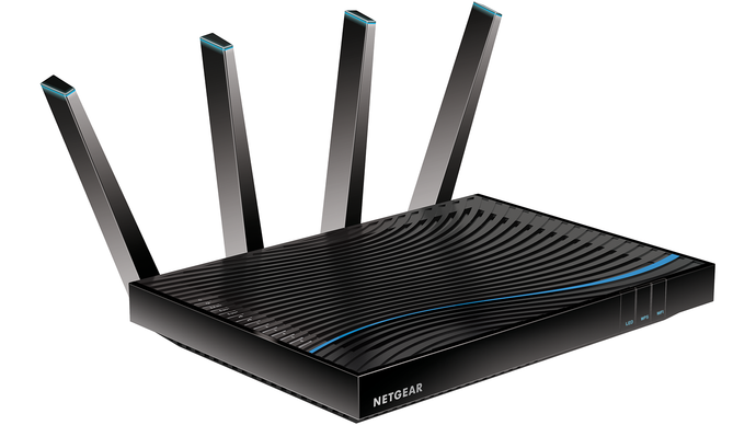 NETGEAR Nighthawk X8 (R8500) Tri-band Wi-Fi Smart Wireless Router - anlander.com | English