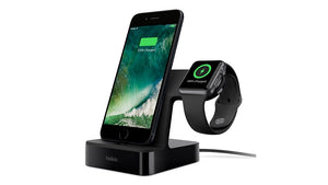 Belkin - PowerHouse Charge Dock for Apple Watch & iPhone - anlander.com | English