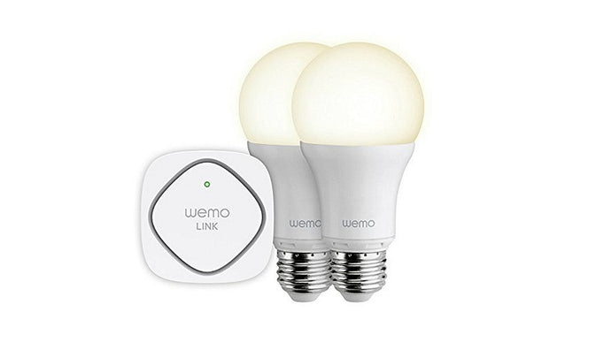 WeMo LED Set (with 2 Light Bulb)
