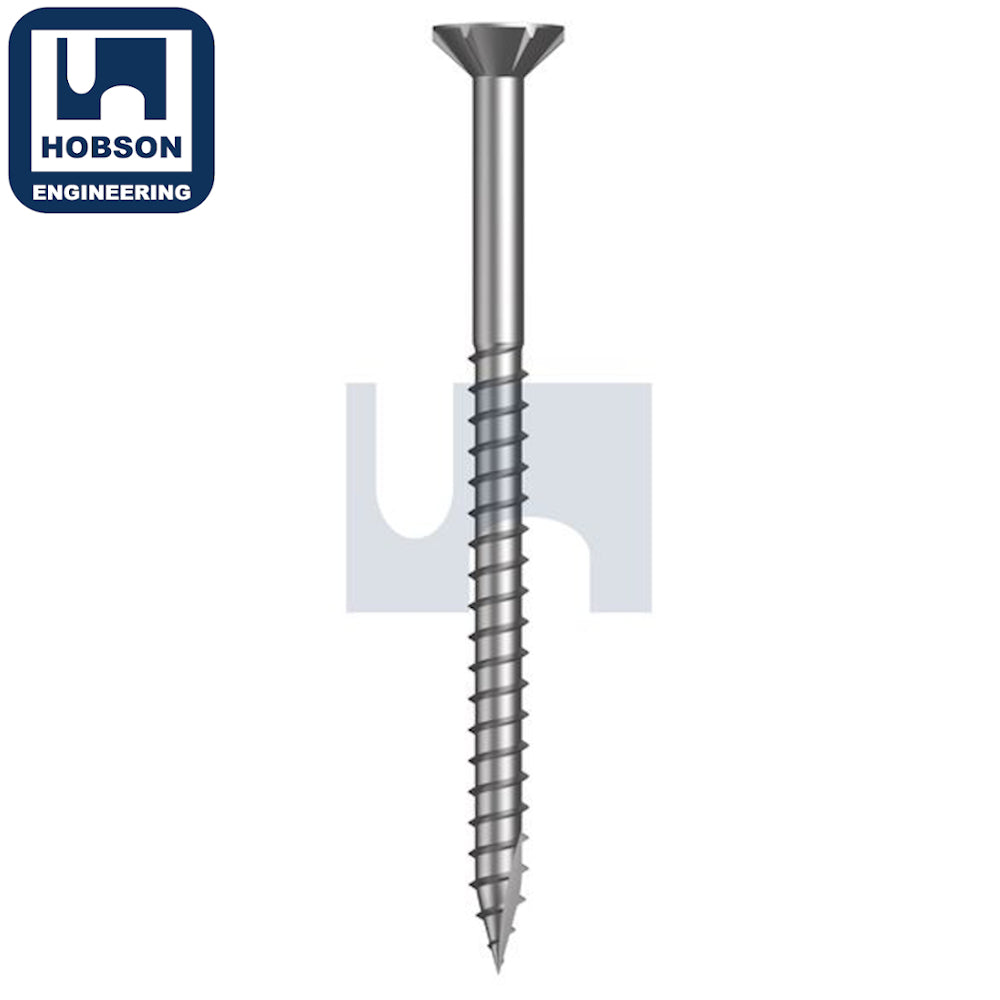 Hobson Decking Screws - Timber sub frame