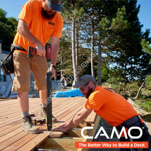 Camo Edge Clip - Timber Joists