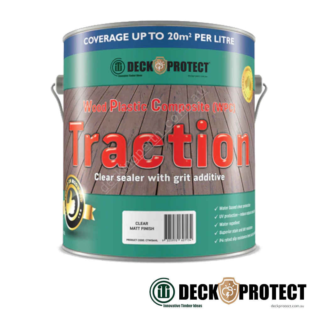 Deck Protect WPC Traction