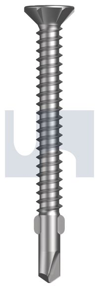 Decking Screws  - Metal sub frame