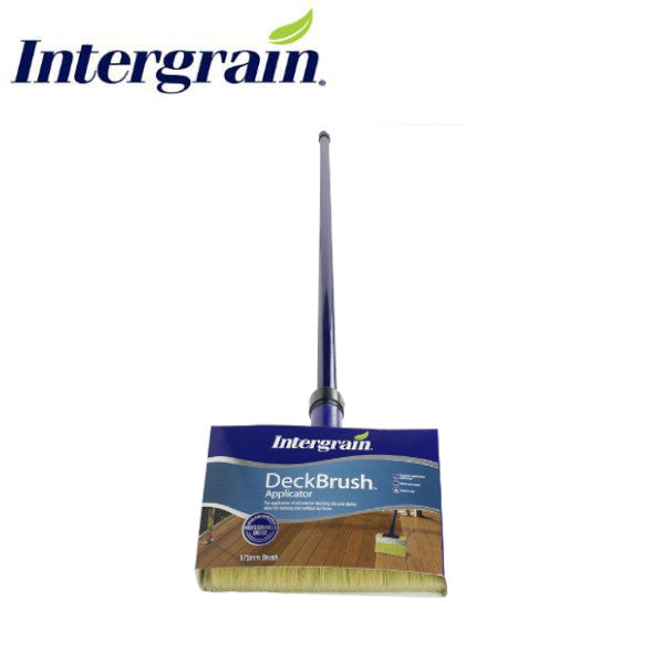 Intergrain Deck Applicator Brush