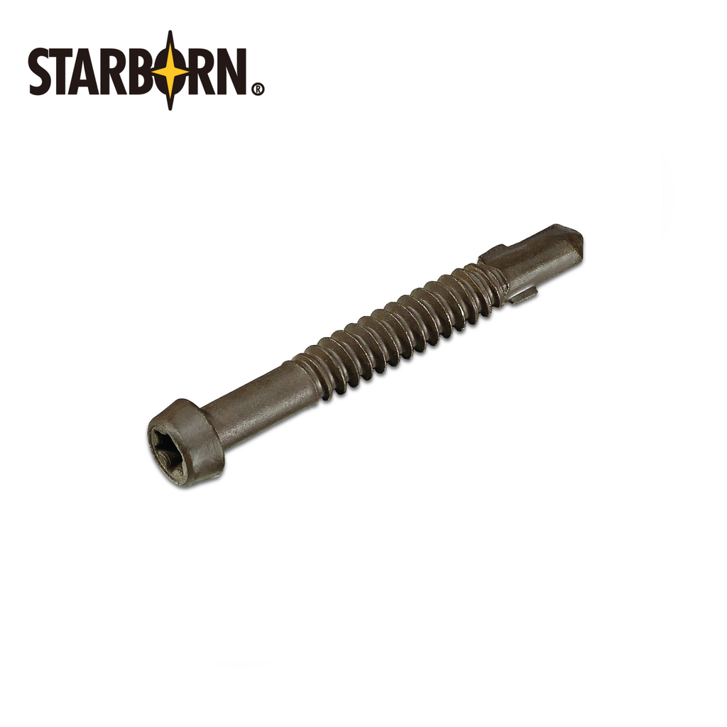 Cap-Tor Screws for Metal Joists
