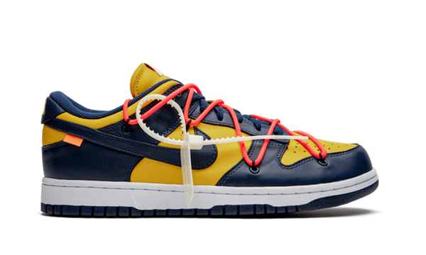 "Nike Dunk Low x Off White ""Michigan"""