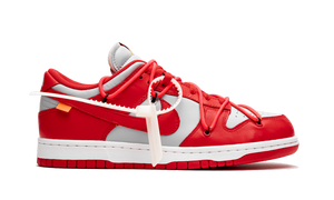 "Nike Dunk Low x Off White ""University Red"""