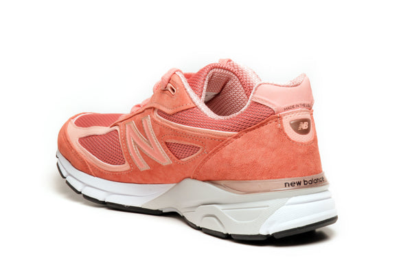"New Balance 990 SR4 ""Rose Gold"""