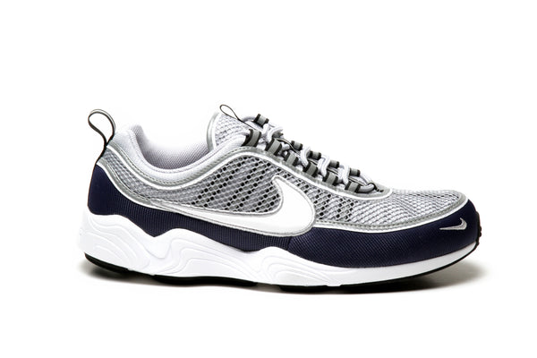 "NIKE ZOOM SPIRIDON ""GREY/NAVY"""