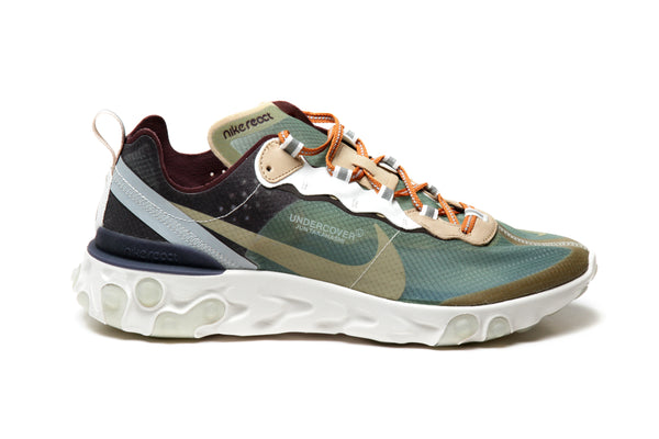 "Nike x Undercover React 87 ""Green Mist"""