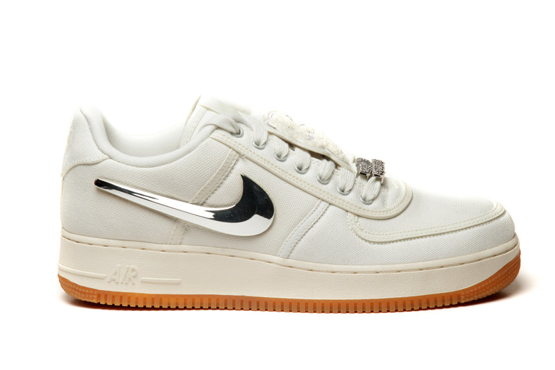"Nike Air Force 1 Travis Scott ""Sail"""