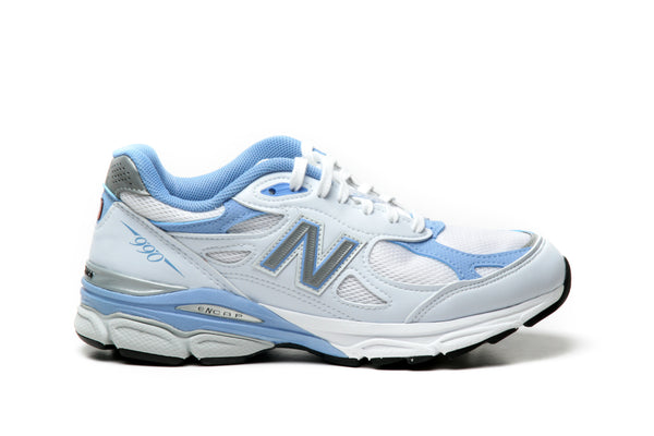 "New Balance 990 ""White/Blue"""