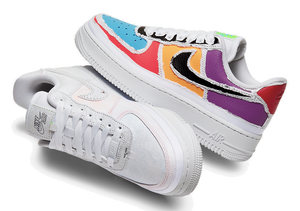 "Nike Air Force 1 LX ""Tear Away White"""