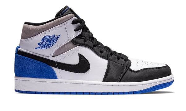 "Air Jordan 1 Mid ""Union Game Royal"""