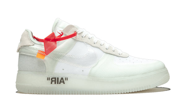 "Air Force 1 x Off-White ""White"""