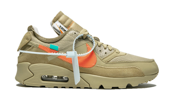 "Air Max 90 x Off-White ""Desert Ore"""