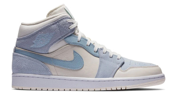 "Nike Air Jordan 1 Mid ""Light Blue"""