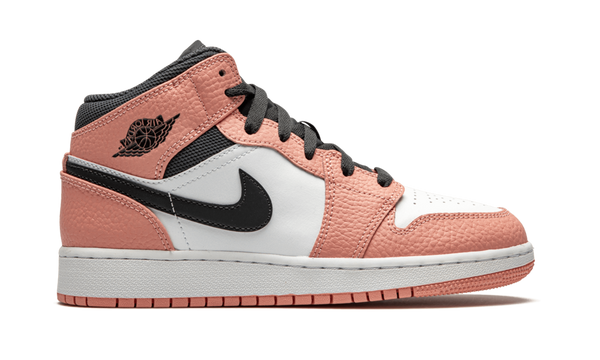 "Air Jordan 1 Mid ""Pink Quartz"""
