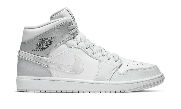 "Air Jordan 1 Mid ""Camo White"""
