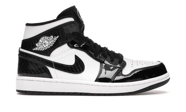 "Air Jordan 1 Mid ""Carbon Fiber"""