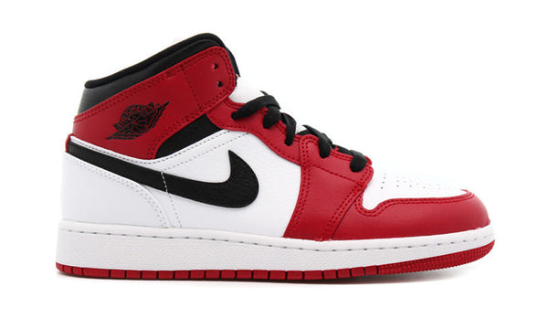 "Air Jordan 1 Mid ""Chicago White"""