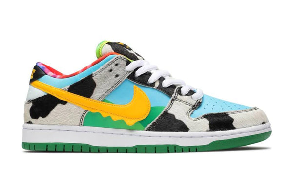 "Nike SB Dunk Low x Ben & Jerry's ""Chunky Dunky"""