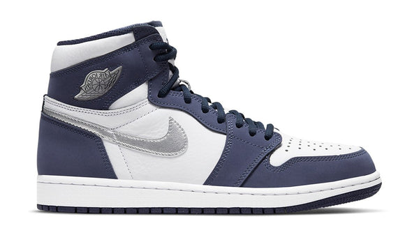 "Nike Air Jordan 1 High CO.JP ""Midnight Navy"""