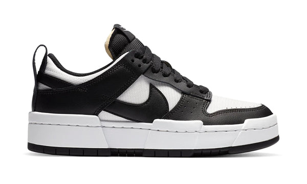 "Dunk Low Disrupt ""Black/White"""