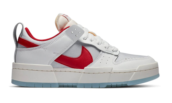 "Dunk Low Disrupt ""Gym Red"""