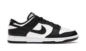 "Dunk Low ""Black White"""