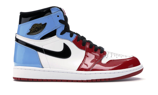 "Nike Air Jordan 1 High Fearless ""UNC To Chicago"""