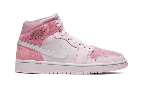 "Air Jordan 1 Mid ""Digital Pink"""