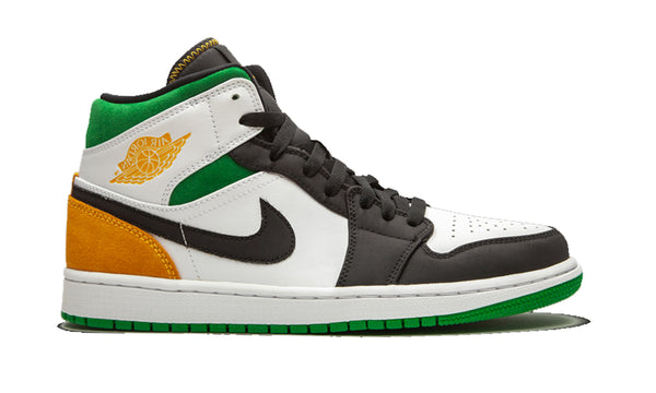 "Air Jordan 1 Mid SE ""Lucky Green"""